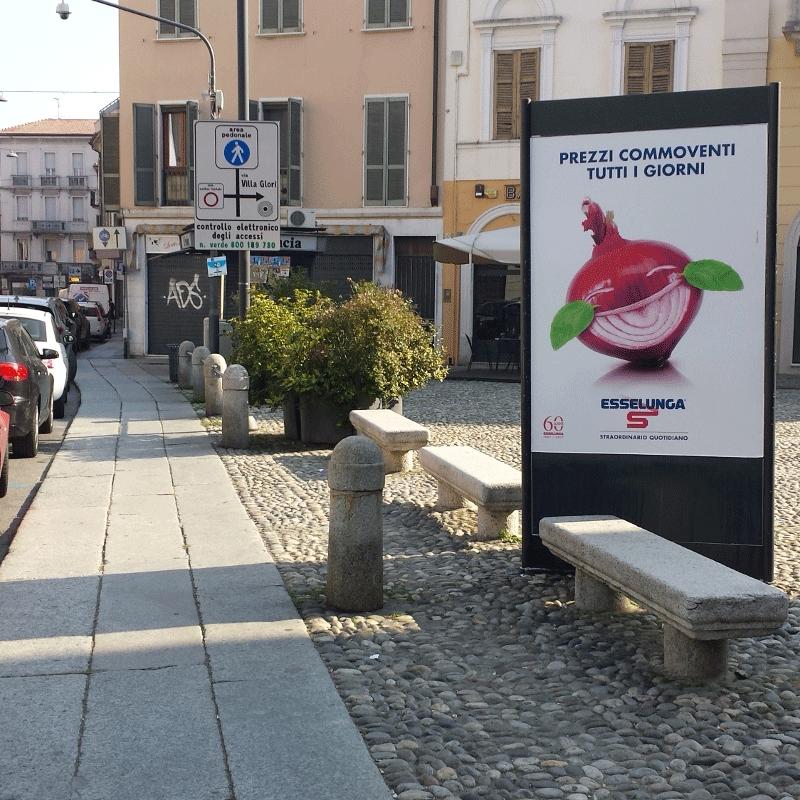 Totem 120x180 - Cremona - SGL